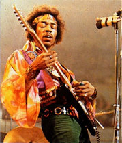 Jimi Hendrix was largely self taught and what he did with the guitar is remarkable and unequaled in what he did and inspired in followers.