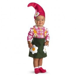 Gnome Costume For Girls