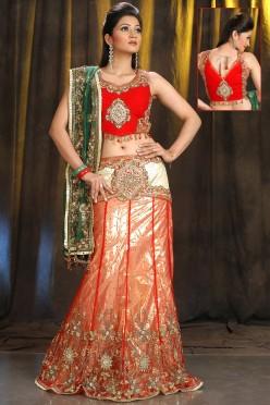 Bridal Lahenga Cholis