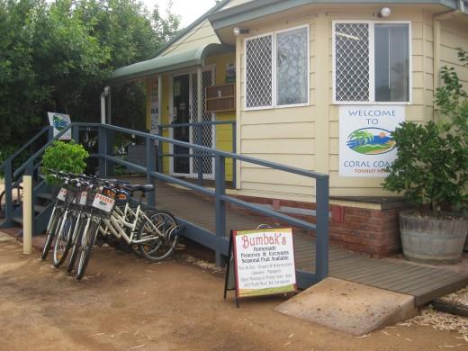 Reccomend this caravan park in Carnarvon !