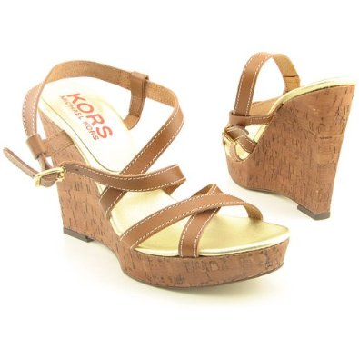 Michael Kors Wedge Sandals