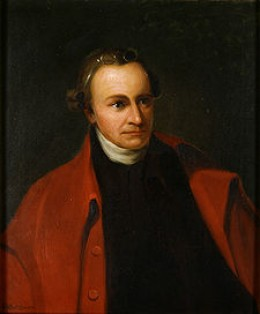 "Patrick Henry; ""Give me liberty, or give me death!"" fame."