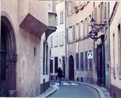 Au revoir, Strasbourg