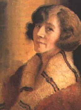 May Gibbs - Self Portrait