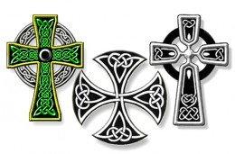 Celtic Criss Cross Design
