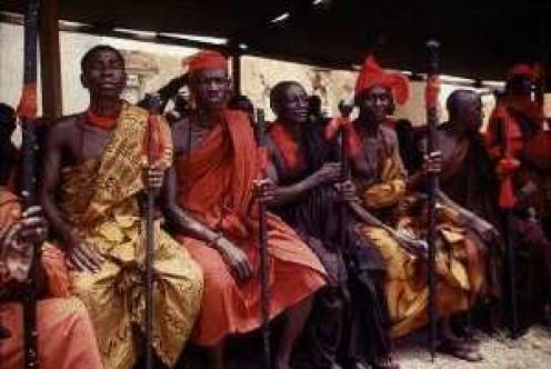 Ashanti Tribe