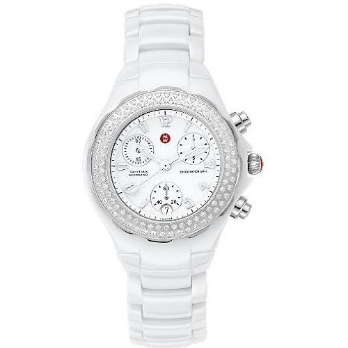 the MICHELE Tahitian Luxury Ladies watch