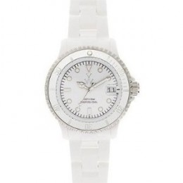 Toy Watch - White ceramic look-alike