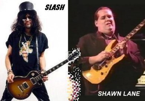 Is Slash's strap too low? Is Shawn's too high? The answer might surprise you...