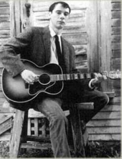 Legendary folk guitarist, John Fahey.