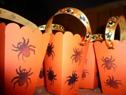 How to Make a Halloween Boo Basket