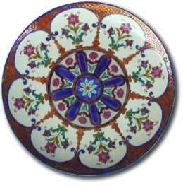 Antique Decorative Plates