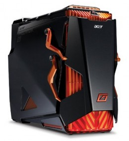 Our Choice for Best Gaming Computer of 2011.  The Acer Predator AG7750-U3222 Extreme Gaming Desktop