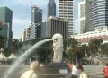 Merlion Statue - Singapore's National Animal and Symbol