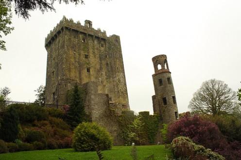 Blarney Castle near Cork, Ireland. Photo by jmenard48 (flickr)