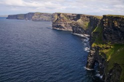 Cliffs of Moher, Ireland. Photo by ccharmon (flickr)