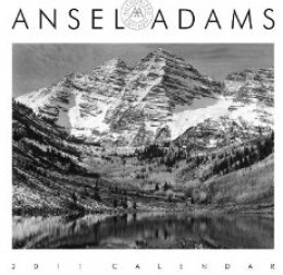 Ansel Adams makes a great calendar.
