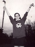Kate Middleton was a keen hockey player at school