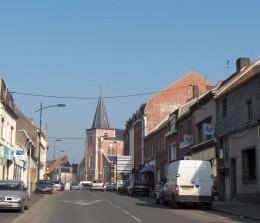 Saint-Piat church, Roncq