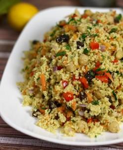 Easy Dinner Recipes for Vegetable Couscous