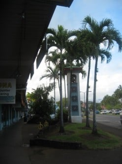 Living in Hawaii I- Hilo: Big Island's Jewel in the Crown-Getting Around