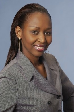 Immaculee Ilibagiza  Her family was massacred in the Rwanda genocide
