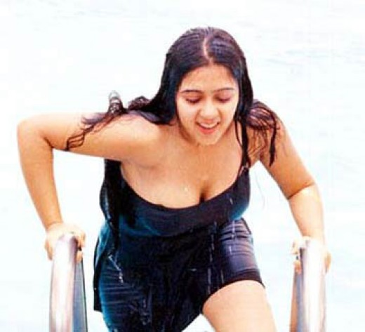 Charmi has worked hard to prove herself.