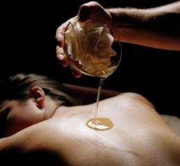 Aroma Therapy Massage