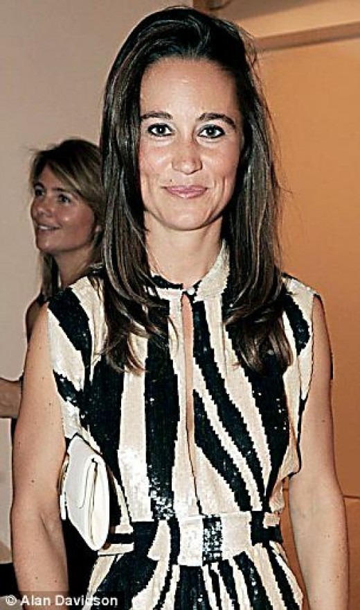 Pippa Middleton: the new face of beauty?