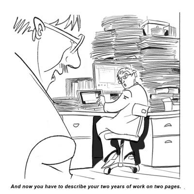 Organize your research, and write the dang paper!