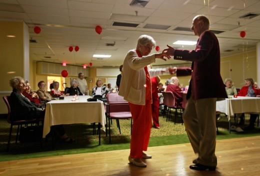 Florida retirement communitity