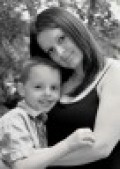 My daughtor and grandson