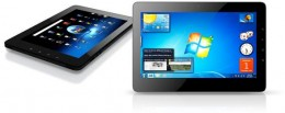 Viewsonic ViewPad 10 Pro, dual boots Windows 7 Pro and Android 2.2