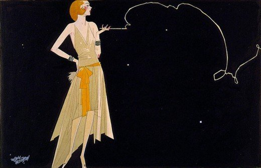 Women 39 S Fashions Of The 1920s Flappers And The Jazz Age