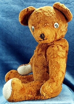 Gund Teddy Bear from the 1930s/early 40's