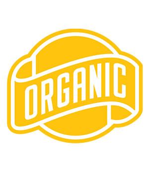 Don't panic, it's organic!