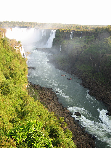 Argentina: Sight of La Garganta del Diablo