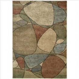 Nourison Expressions XP-08 Multi 5' 3'' X 7' 5'' Area Rug