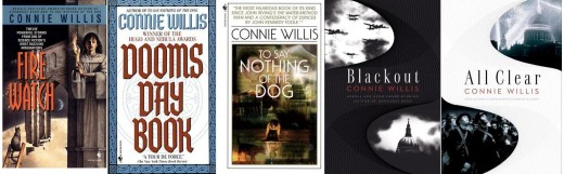 Connie Willis Time Travel Books in Order