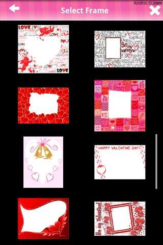Photoid Valentine's Day Edition Frames