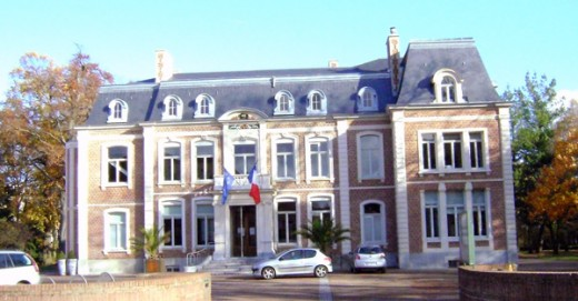 Town Hall of Roncq