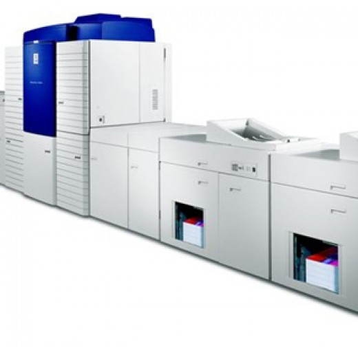 "Modern POD equipment has outgrown its photocopier status to become true printing ""presses."""