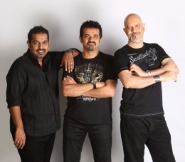 ShankarEhsaanLoy to perfrom the 2011 Cricket World Cup Offiicial   Song