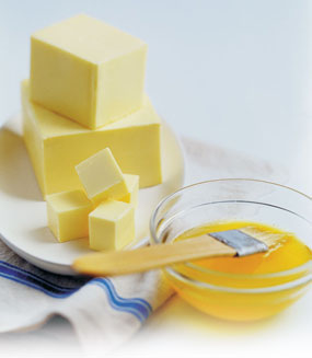 Butter helps prevent cancer and other modern world diseases like obesity and heart diseases. Isn't it just awesome?