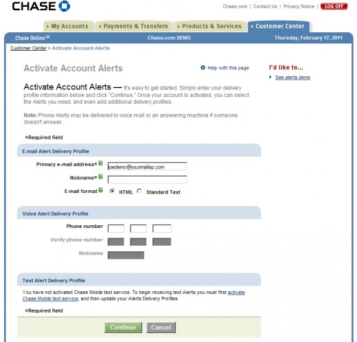 130 Chase Online Banking Consumer Reviews and Complaints