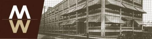 Original Motor Wheel Plant 1 building