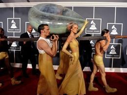 Lady Gaga Grammys 2011