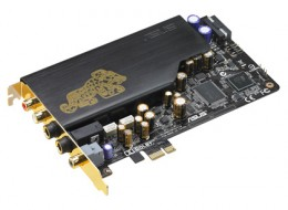 Our choice for Best Sound card 2012: ASUS Xonar Essence STX Virtual 7.1 Channels PCI Express Interface 124 dB SNR / Headphone AMP Card