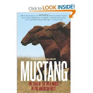 American Mustangs from Amazon!