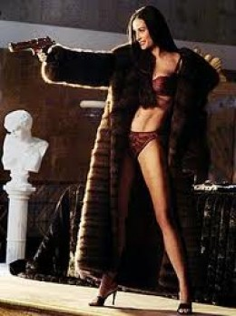 Demi Moore as Madison Lee in 'Charlie's Angels'
